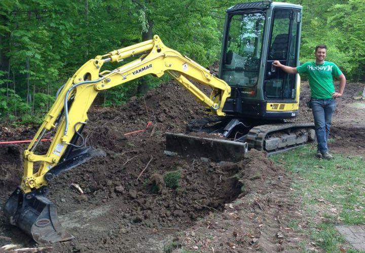 Excavation - Aménagement Paysager Goyer - Rive-Sud